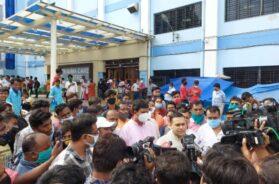 भवानीपुर में चुनाव प्रचार