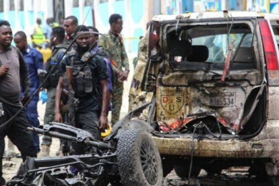 Somaliya blast